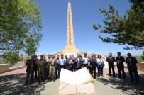 ŞEHİTLİKLER - Sarıkamış'ta, 15 Temmuz Demokrasi Ve Milli Birlik Günü