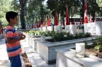 FARUK ÇELİK - Şehitlerin Gölgesinde 15 Temmuz Şehitleri Anıldı