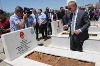 SİİRT VALİSİ - Siirt'te 15 Temmuz Şehitlerini Anma Etkinlikleri Yapıldı