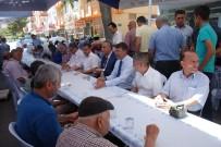 ZEYTINLI - Silifke'de 15 Temmuz Şehitleri Anma Etkinlikleri