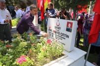 Soma Ve Turgutlu'da 15 Temmuz Şehitlerini Anma Törenleri
