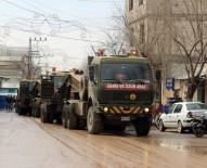 AFRİN - Suriye Sınırına Son Teknoloji Silahlar