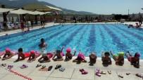 Tatil Ve Havuz Keyfi Çocukların Ayağına Geldi