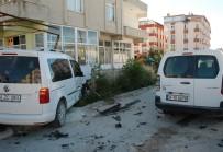KAPAKLı - Tekirdağ'da Trafik Kazası Açıklaması 3 Yaralı