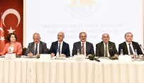 İSMAIL YÜKSEK - Teknoloji Geliştirme Bölgesi Kurucu Heyet Protokolü İmzalandı