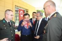 MAHMUT ÖZDEMIR - Tokat'ta 15 Temmuz Şehit Aileleri Ve Gazileri Evlerinde Ziyaret Edildi