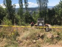 YAĞCıLAR - Tosya'da Traktör Kazası Açıklaması 1 Ölü, 3 Yaralı