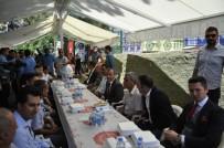 TUNCAY SONEL - Tunceli'de 15 Temmuz Şehitleri İçin Mevlit Okutuldu