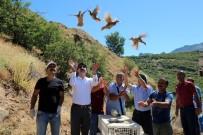 Tunceli'de Doğaya Bin Keklik Bırakıldı