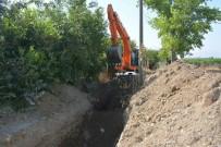 Turgutlu'ya Bin 200 Metrelik Yağmur Suyu Hattı