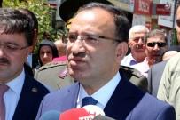 AYRIMCILIK - Türk Siyasetçilere Yasak Koyan Avrupa'yı Topa Tuttu