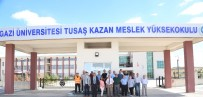 YABANCI DİL EĞİTİMİ - TUSAŞ Kazan Meslek Yüksekokulu'nda Garantili Burs Ve Staj Fırsatı