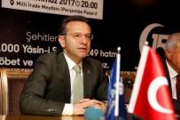 HÜSEYIN AKSOY - Vali Aksoy, '15 Temmuz Gecesi Halk Cumhurbaşkanımızın Çağrısı İle Sokaklara İnerek Demokrasiye Sahip Çıkmıştır'
