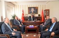 İMAM HATİP ORTAOKULU - Vali Büyükakın'dan Osmaneli İlçesine Ziyaret