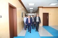 CUMA ÖZDEMIR - Vali Tekinarslan Belediye Başkanı Kara'yı Ziyaret Etti