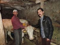 NARLıCA - Van'daki Orman Köylülerine 750 Bin TL'lik Kredi Desteği