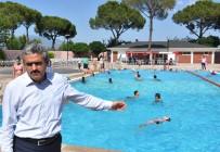 BÜYÜK MENDERES NEHRI - Yaz Kurslarıyla Eğlenirken Öğreniyorlar