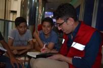 SOSYAL HİZMET - Yüksekova'da Çocuklara Yönelik Anket Çalışması