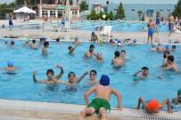 CAN GÜVENLİĞİ - Yüzme Havuzlarında Yaz Yoğunluğu