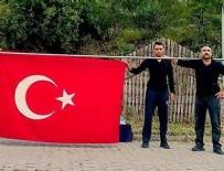 MEHMET YıLDıZ - 15 Temmuz gazisi polis felç riskine rağmen Ankara'ya yürü