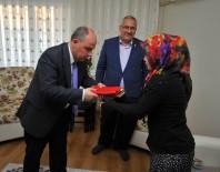 HAMİT COŞKUN - 15 Temmuz Şehidi Karacatilki'nin Ailesi Unutulmadı