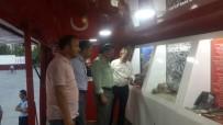 ÇANAKKALE SAVAŞı - 15 Temmuz Ve Çanakkale Müze Otobüsleri Seydişehir'de