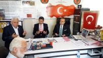 PROFESÖR - AB Eski Bakanı Bağış, 15 Temmuz Şehit Aileleri Ve Gazileri İle Buluştu