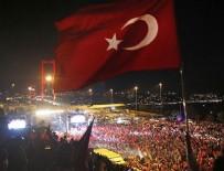 TÜRKİYE BÜYÜKELÇİLİĞİ - ABD'den Türkiye'de bulunan vatandaşlarına 15 Temmuz uyarısı