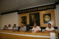 BURHANETTIN ÇOBAN - Afyonkarahisar Belediyesi'nin Otopark İhalesi Sonuçlandı