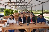 YıLBAŞı - AK Partili Eldemir Açıklaması 'Lojistik Köy Projesi 2019'A Kadar Tamamlanmış Olacak'