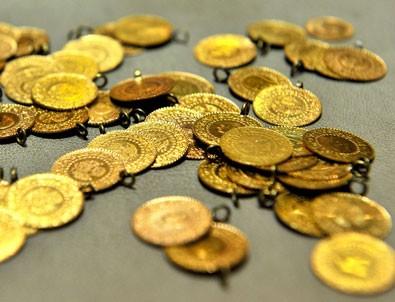 Çeyrek altın ve altın fiyatları 12.07.2017