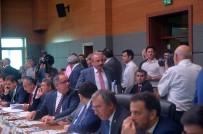 ANAYASA KOMİSYONU - Anayasa Komisyonu Toplandı