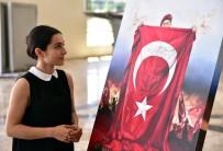 ERDEM BAYAZıT - Antalya'da 15 Temmuz Resimleri Sergisi