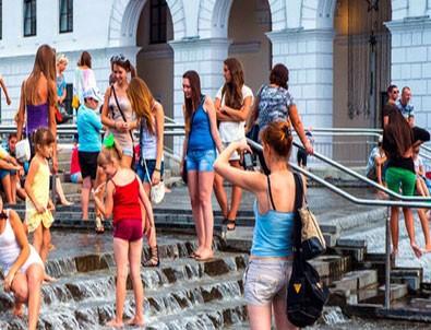 Adeta o ile akın edecekler! 750 bin Ukraynalı turist bekleniyor...