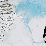 BUZ KÜTLESİ - Antarktika'da Dev Buzdağı Kırığı