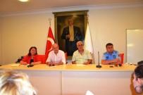 ESNAF VE SANATKARLAR ODASı - Ayvalıklı Turizmcilerin Öncü Toplantısı Yapıldı