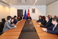 AVRUPA KOMISYONU - Başbakan Yardımcısı Kurtulmuş, Avrupa'nın Kalbi Brüksel'de