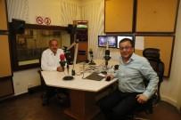 SU SPORLARI - Başkan Duruay, TRT Radyo Haber'in Konuğu Oldu