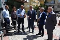 ELEKTRİK ABONELİĞİ - Başkan Ergün, Mobil Jeneratör Ve Işık Kulelerini İnceledi