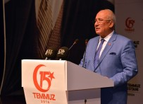 GAZI MUSTAFA KEMAL - Başkan Kocamaz Açıklaması 'Millet Olarak O Gece Büyük Bir Sınavdan Geçtik'