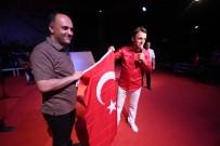 ŞARKICI - Başkan Özaltun Açıklaması '15 Temmuz'u Gençlerimize Unutturmayacağız'