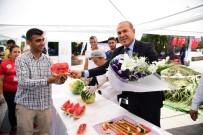 KıSA FILM - Başkan Sözlü Açıklaması ''Adana'nın Sıcağı Varsa Karpuzu Da Var''