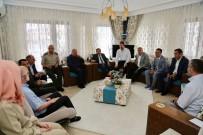 İRFAN BALKANLıOĞLU - Başkan Toçoğlu, 15 Temmuz Gazilerini Ziyaret Etti