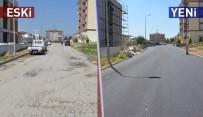 TEVFİK FİKRET - Bozüyük'te Sokaklar Asfaltlanarak Yenileniyor