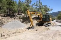 Büyükşehir Belediyesi Pozantı Fındıklı Yaylası'nın İçme Suyu Şebeke Hatlarını Yeniliyor