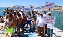 ÇEVRE TEMİZLİĞİ - Büyükşehir'den Mavi Bayraklı Plajlarda 'Çevre Bilinçlendirme' Etkinliği