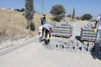 YAĞCıLAR - Büyükşehir Ve MASKİ'nin Kırsala Yatırımı Devam Ediyor