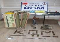 Çankırı'da Terör Operasyonu Açıklaması 2 Tutuklama