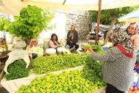 ORGANİK ÜRÜN - Civar Şehirler De Sivrihisar Halk Pazarından Alışveriş Yapıyor