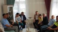 MURAT DURU - Develi'de Şehit Yakınları Ziyaret Edildi